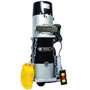 Motor redutor específico para porta de enrolar capacidade; 200 kg a 2.000 kg